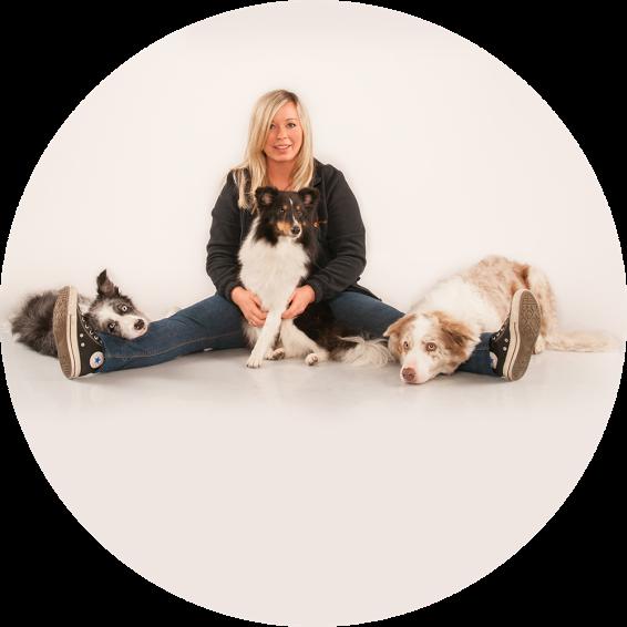 Martina Geisbichler, <p>Trainerin UO &amp; Obedience</p>